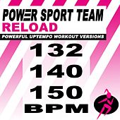 Reload (Powerful Uptempo Cardio, Fitness, Crossfit & Aerobics Workout Versions) by Power Sport Team