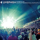 Live Phish: 10/30/10, Boardwalk Hall, Atlantic City, NJ von Phish