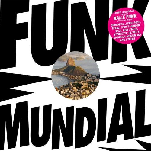 Daniel Haaksman presents Funk Mundial by Various Artists