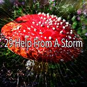 29 Help from a Storm by Rain Sounds and White Noise