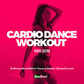 Cardio Dance Workout Mix 2019: 60 Minutes Mixed EDM for Fitness & Workout 128 bpm/32 count de Super Fitness