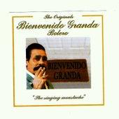 The Singing Moustache Vol.2 by Bienvenido Granda