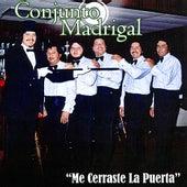 Me Cerraste la Puerta by Conjunto Madrigal