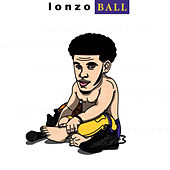 Lonzo Ball by Uno The G.O.A.T
