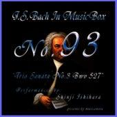 Bach In Musical Box 93 / Trio Sonata No.3 Bwv 527 de Shinji Ishihara