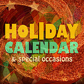 Holiday Calendar by Various Artists