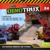 Folge 24: Altmetilien / Das Ende des Kraters Teil + Teil 2 (Das Original-Hörspiel zur TV-Serie) von Dinotrux