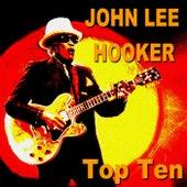 John Lee Hooker Top Ten fra John Lee Hooker