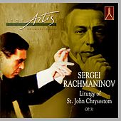 Sergei Rachmaninov (1873-1943)  Liturgy Of St. John Chrysostom, Op.31 by Chamber Choir Lege Artis