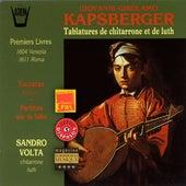 Kapsberger : Tablatures de chitarrone et de luth by Sandro Volta