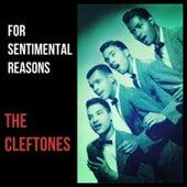 For Sentimental Reasons de The Cleftones