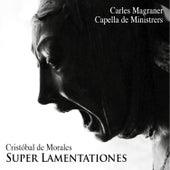Super Lamentationes von Capella De Ministrers