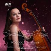 Variations on a Rococo Theme, Op. 33: Theme - Variation 4 von Sandra Lied Haga