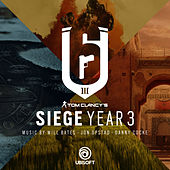 Rainbow Six Siege: Year 3 (Original Music from the Rainbow Six Siege Series) by Various Artists