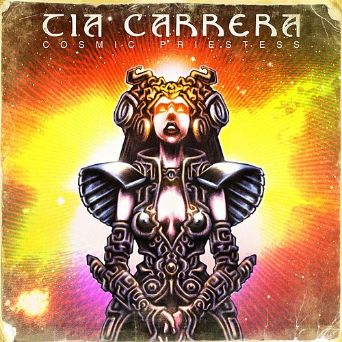 Cosmic Priestess by Tia Carrera