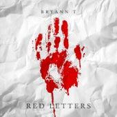 Red Letters fra Bryann T