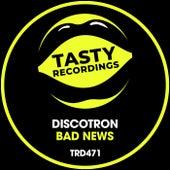Bad News (Radio Mixes) fra Discotron