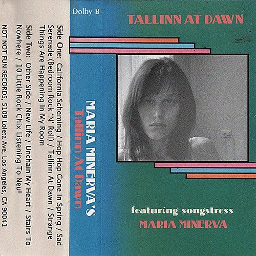 Tallinn At Dawn by Maria Minerva