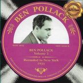 Ben Pollack, Vol. 5 - New York 1931 by Ben Pollack