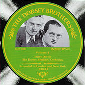 The Dorsey Brothers, Vol. 4 - 1930-1934 by Tommy Dorsey