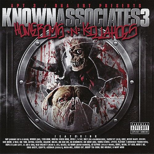 Known Associates, Vol. 3 - Homeboys n Killahoes Part 1 by Various Artists