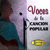 Voces de la Canción Popular de German Garcia