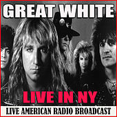 Live in NY (Live) de Great White