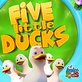 Five Little Ducks von LooLoo Kids