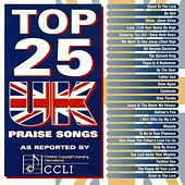 Top 25 UK Praise Songs by Various Artists