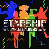 The Complete Albums 1985-1989 de Starship