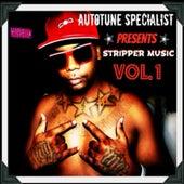 Big Titty Bitch [feat. Autotune Specialist, Simone Staxxx] by Dj Da West