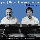 Pete Jolly-Jan Lundgren Quartet. Collaboration by Pete Jolly