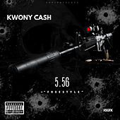5.56 (Freestyle) de Kwony Ca$h