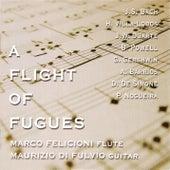 A Flight of Fugues de Maurizio Di Fulvio Marco Felicioni Duo
