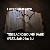 I Need To Know (feat. Sandra B.) by The Background Band
