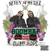 BoomBap x Blunt Raps von Seven Spherez