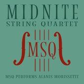 MSQ Performs Alanis Morissette de Midnite String Quartet