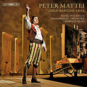 Mattei, Peter: Great Baritone Arias von Peter Mattei