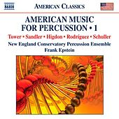 American Music for Percussion, Vol. 1 by Various Artists