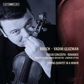 Bruch: Violin Concerto - Romanze by Vadim Gluzman