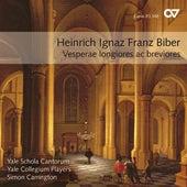 Biber: Vesperae longiores ac breviores by Various Artists
