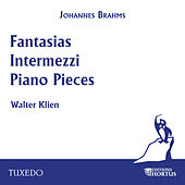 Brahms: Fantasias, Intermezzi, Piano Pieces de Walter Klien
