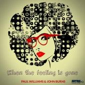 When the Feeling Is Gone de Paul Williams