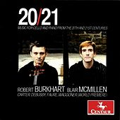 Music for Cello and Piano from the 20th and 21st centuries by Blair McMillen
