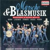 Marches and Wind Music - Benda, F. / Bach, J.C. / Stamitz, C. / Gossec, F.-J. / Mozart, W.A. / Weber, C.M. Von (Berlin Radio Symphony) by Various Artists