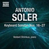 Soler: Keyboard Sonatas Nos. 16-27 de Vestard Shimkus