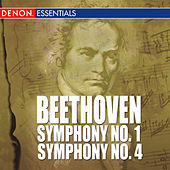 Beethoven - Symphony No. 1 and No. 4 by Various Artists