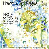 Where Love Reigns de Various Artists