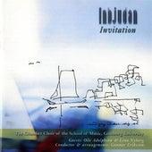Inbjudan / Invitation by Gunnar Eriksson