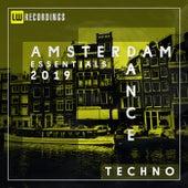 Amsterdam Dance Essentials 2019 Techno von Various Artists